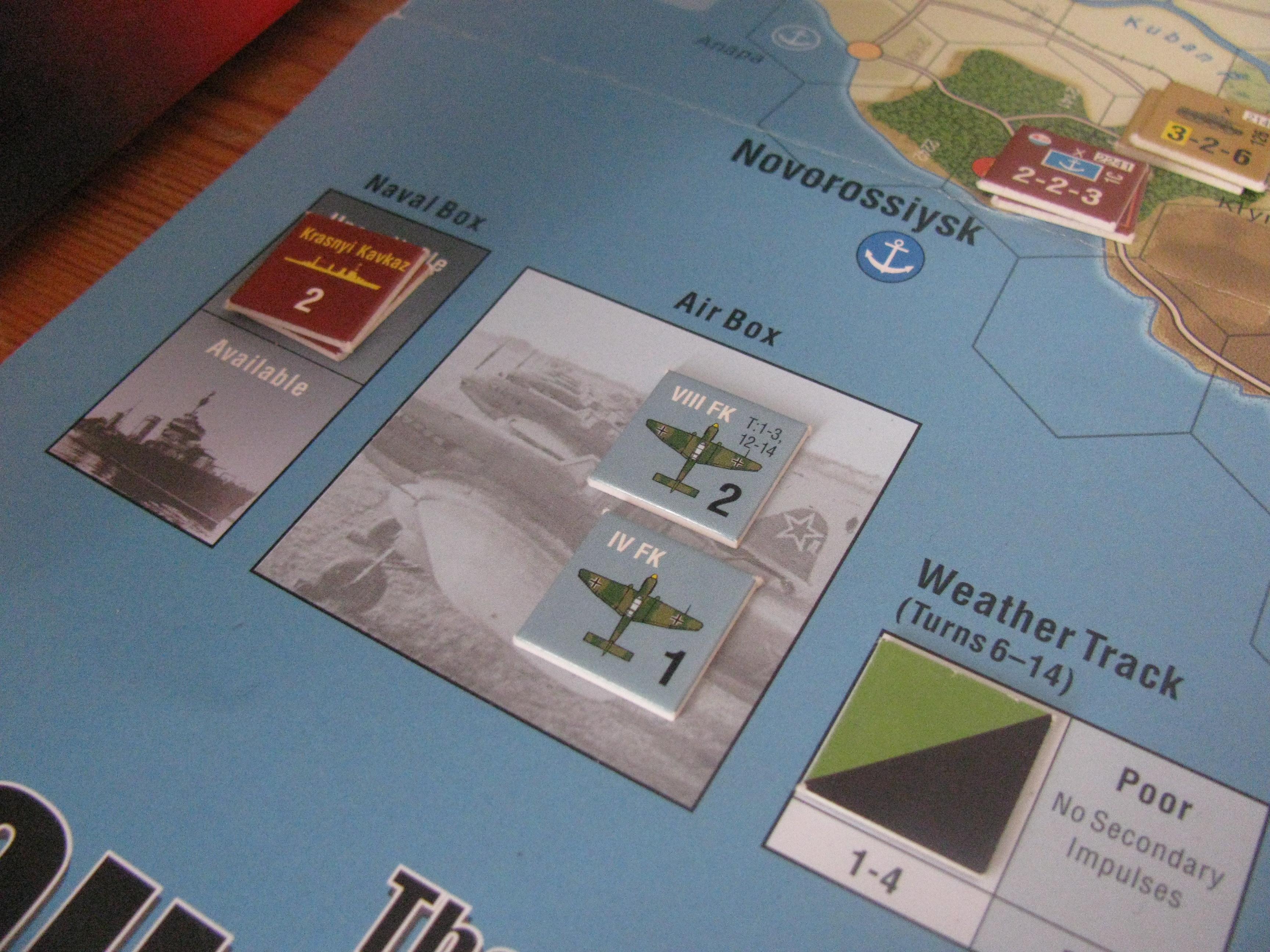 Fuerzas aereas y navales